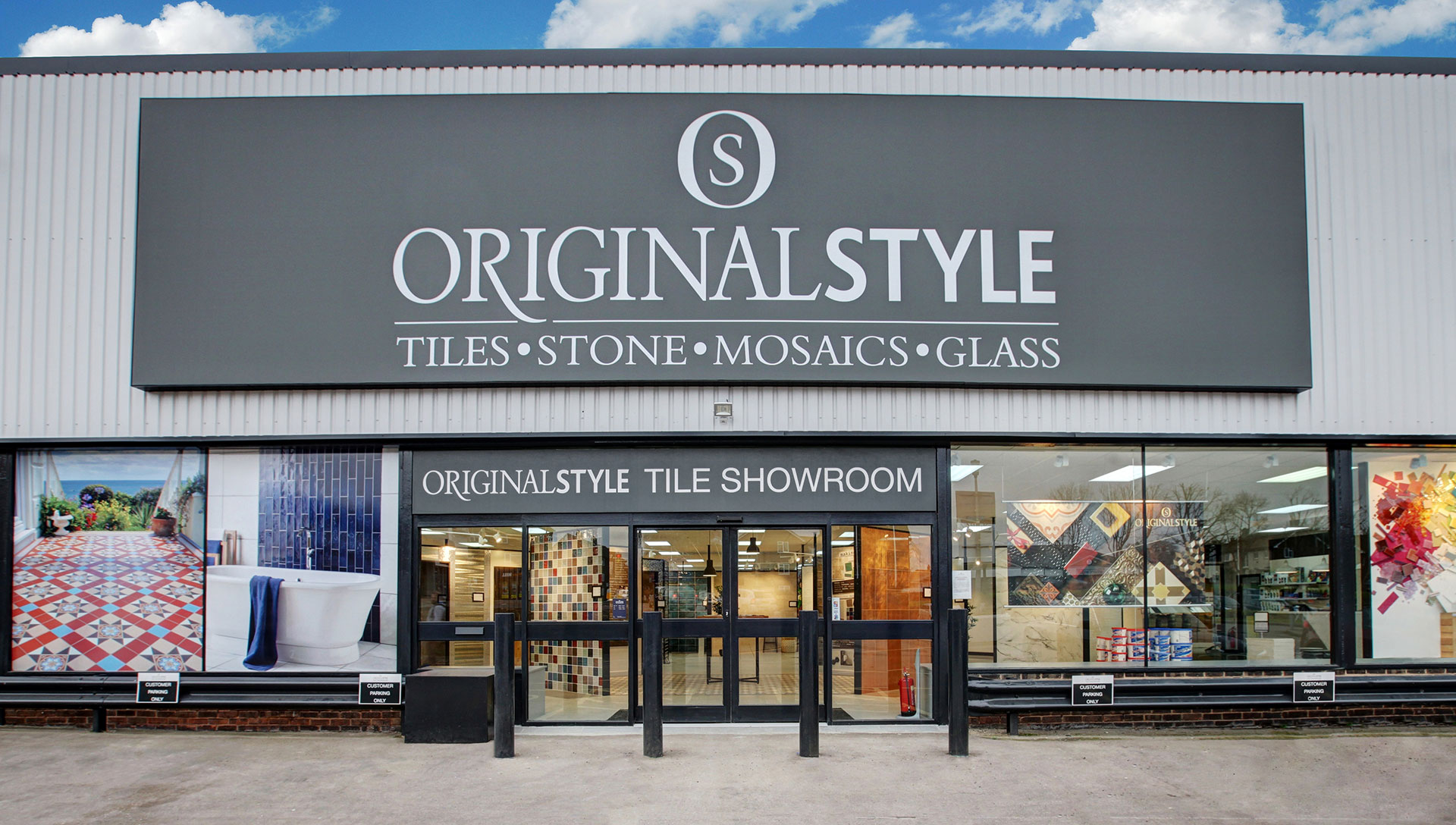 Original Style Tile Shops Largest Choice Of Tiles In The Sw